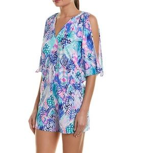 Lilly Pulitzer Multicolor Bryce Romper/Jumpsuit